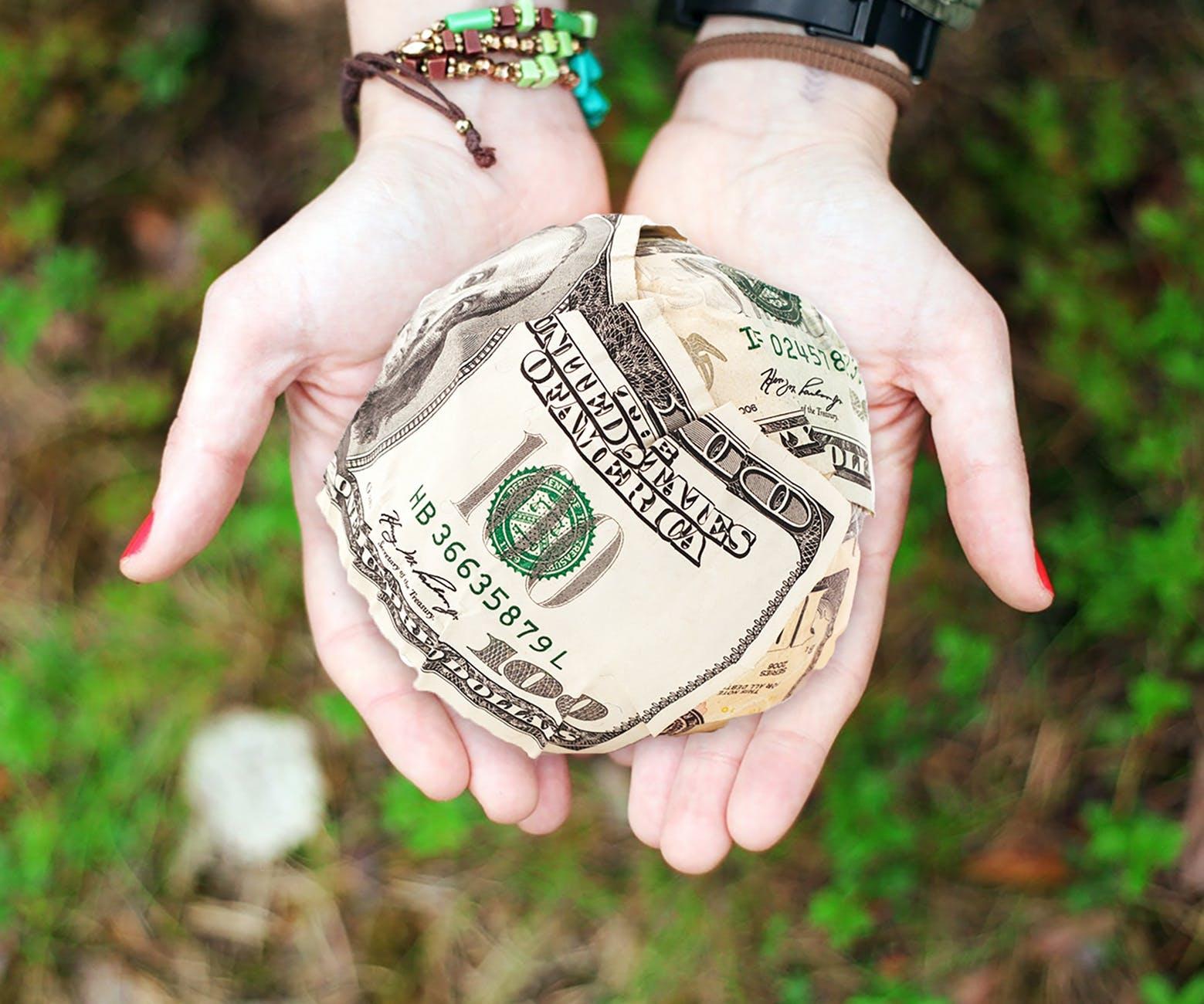 Profit Donation Capitalism